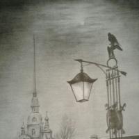 Koroleva Tatyana. Шпиль и ворон