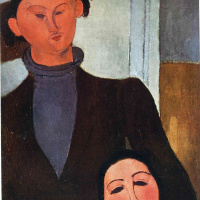 Portrait of Jacques and Bertha Lipchitz