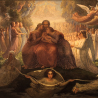 Poem of the Soul 1, Divine generation