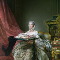 Francois Hubert Drouet. Madame de Pompadour