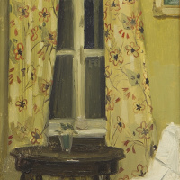 Heliy Mikhailovich Korzhev. The table by the window