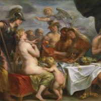 Marriage of Peleus and Thetis