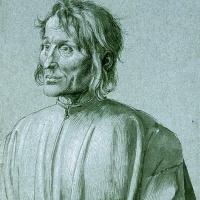 Альбрехт Дюрер. Портрет архитектора Иероним из Аугсбурга