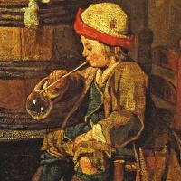 Жан Батист Симеон Шарден. Портрет и быт