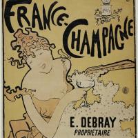 Реклама бренда «Франсе-Шампань»