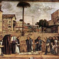 Похороны святого Иеронима