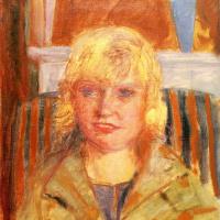 Portrait of Mademoiselle Renee Moneti