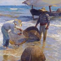 Хоакин Соролья (Соройя). Рыбаки из Валенсии