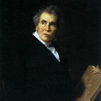 Portrait Of Jacques-Louis David