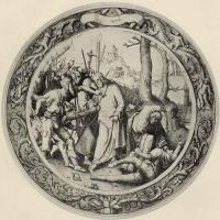 Лукас ван Лейден (Лука Лейденский). Взятие Христа под стражу