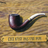 The treachery of images (This is not a pipe) II