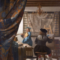 Artist's workshop (Allegory of painting)