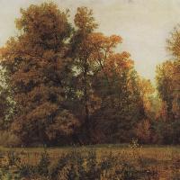 Иван Иванович Шишкин. Осень