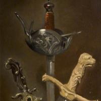 Джон Эверетт Милле. Три меча