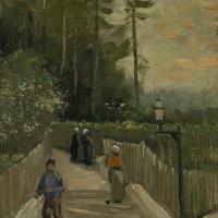 Винсент Ван Гог. Путь на Монмартр