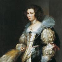 Портрет Марии Луизы де Тассис