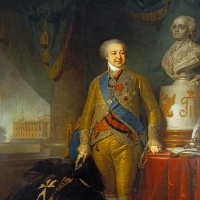 Портрет князя Александра Борисовича Куракина