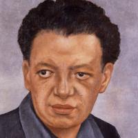 Портрет Диего Риверы