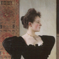 Portrait Of Marie Breunig