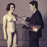 Rene Magritte. Attempt the impossible