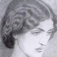 Портрет Джейн Моррис
