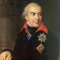 Портрет князя Г. С. Волконского