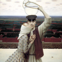 Андрей Ремнёв. Продавец лимонада