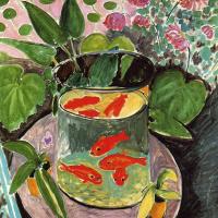 Анри Матисс. Красные рыбки
