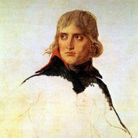Генерал Бонапарт, этюд