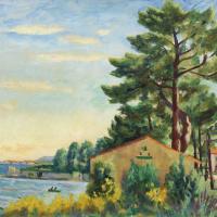 Landscape, Saint-Tropez