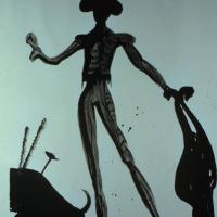 Сальвадор Дали. Черный тореадор