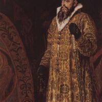 Виктор Михайлович Васнецов. Царь Иван Васильевич Грозный
