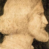 Бернардино Луини. Портрет Бьяджо Арчимбольдо