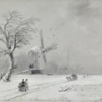 Winter in Ukraine