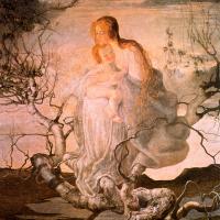 Джованни Сегантини. Ангел жизни