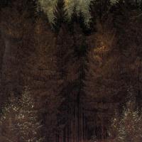 Каспар Давид Фридрих. Кирасир в лесу
