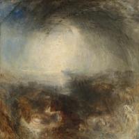 Джозеф Мэллорд Уильям Тёрнер. Тень и мрак: вечер перед Потопом
