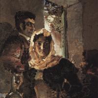 Михаил Александрович Врубель. Испания