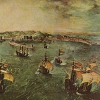 Порт в Неаполе