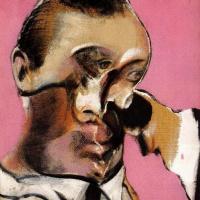 Фрэнсис Бэкон. Автопортрет. Центральная часть триптиха