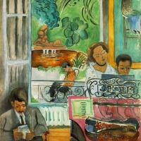 Анри Матисс. Урок музыки
