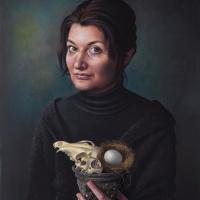 Ванитас - Автопортрет