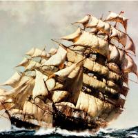 Роберт Бейтман. Корабль