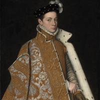 Софонисба Ангиссола. Портрет принца Алессандро Фарнезе