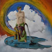 Александр Гизя-Чобану. Будни Венеры