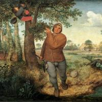 Крестьянин и разоритель гнёзд