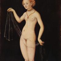 Lucas Cranes the Elder. Venus