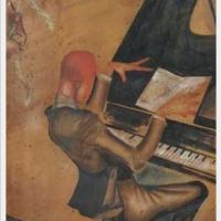 Юрий Иванович Пименов. Пианист