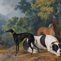 Эдвин Генри Ландсир. Собаки. 1873