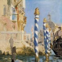 Эдуар Мане. Большой канал в Венеции